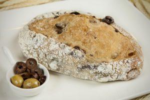 Pão Italiano de Azeitona