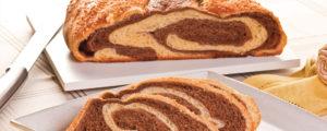 Pão de Sanduíche Bicolor