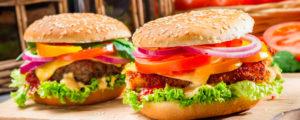 Pão de Hambúrguer Praladebom