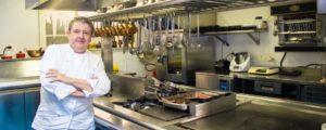 Chef Laurent lança oficialmente seu projeto social