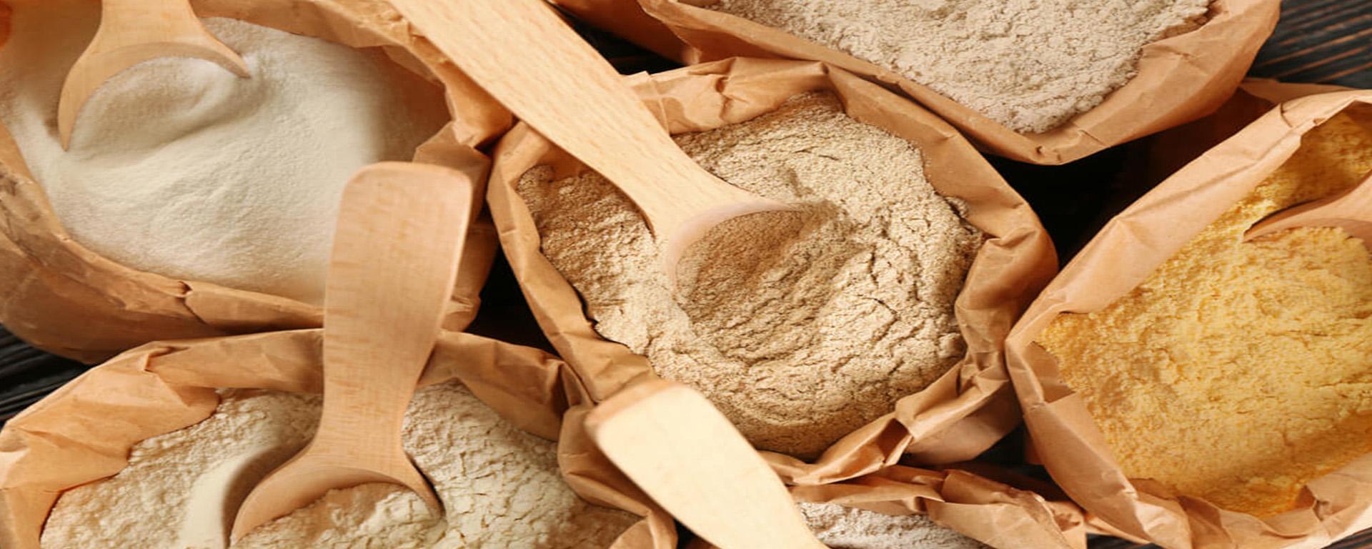 Conheça 18 diferentes tipos de farinha