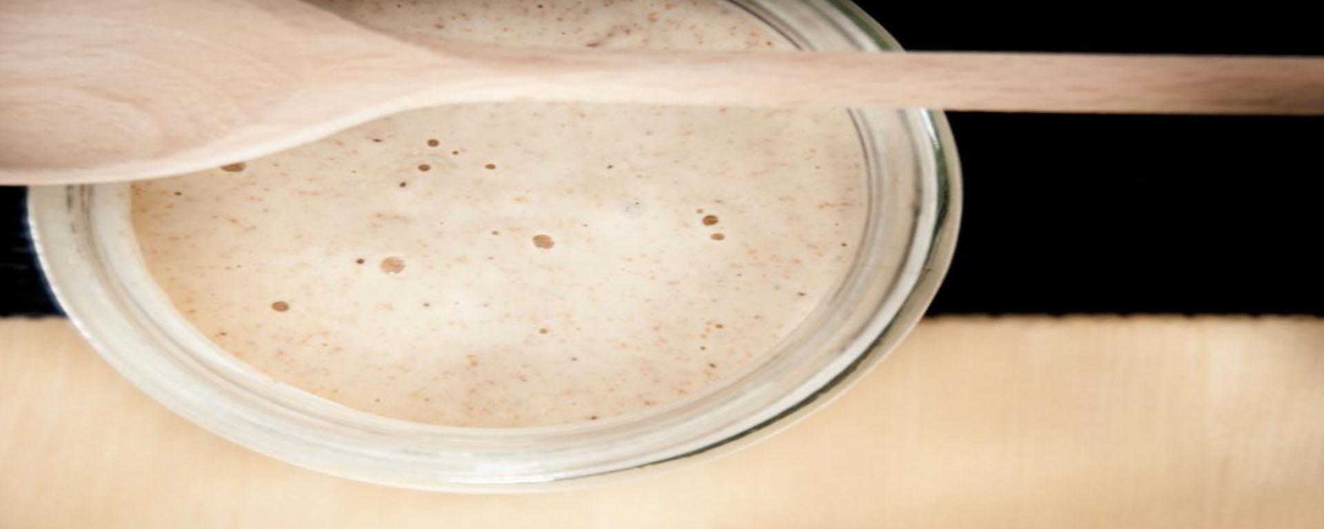 Fermento natural para pão: o que é, por que é importante, como fazer e mais!