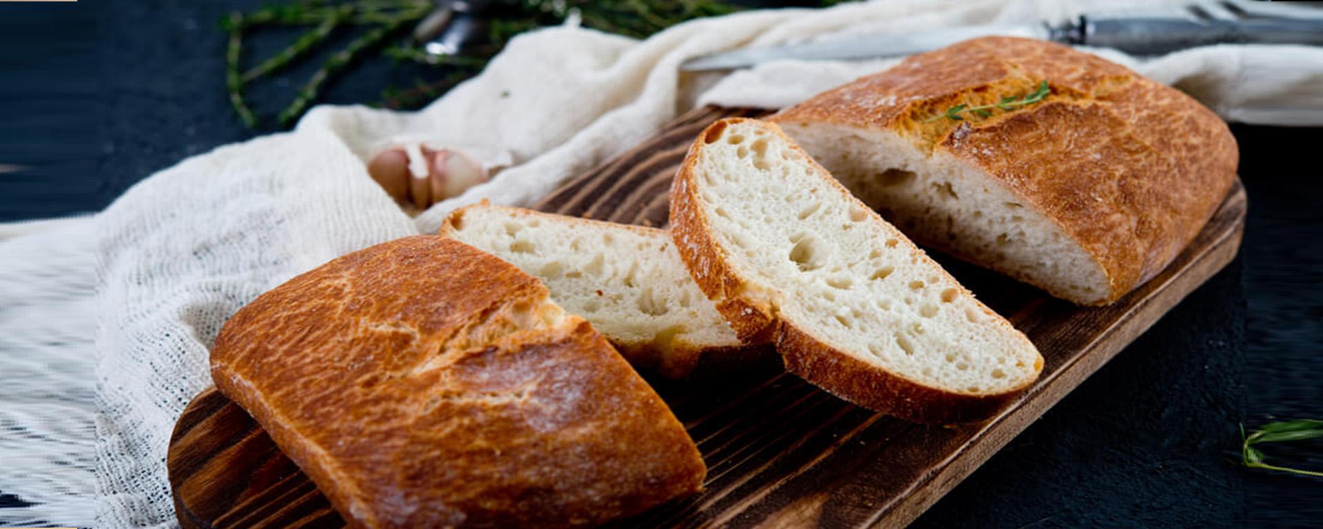 Por que o pão italiano é azedo?