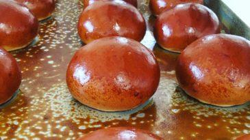 Brioche de Nutella (fermento natural)