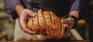 Pão e o ofício de padeiro