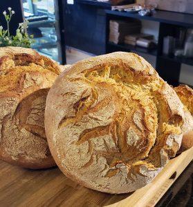 Pão de Centeio Schwabenlaib (Pão do Sul)