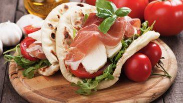 Veja como se sentir na Itália com os sabores da piadina romagnola
