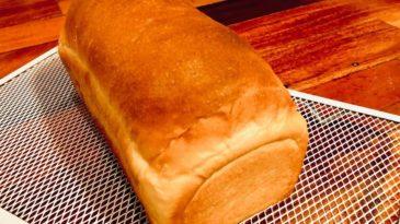 Pão de Forma de Semolina
